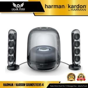 Harga harman kardon soundstick 4 stereo bluethoot system speaker with   HARGALOKA.COM