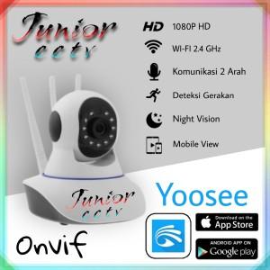 Harga yoosee yyp2p wireless wifi ip camera cctv paket murah pasang | HARGALOKA.COM