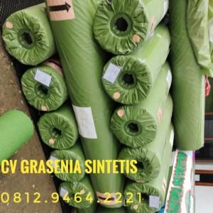Harga rumput sintetis 1 roll 2 25m tipe swis 3 cm gratis kirim area | HARGALOKA.COM