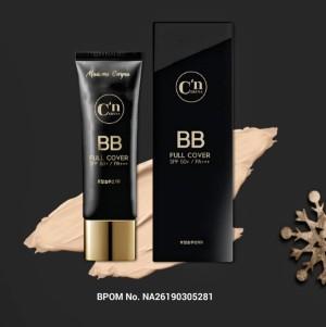 Harga kosmetik korea cn bb creem full cover spf 50 pa bb creem | HARGALOKA.COM