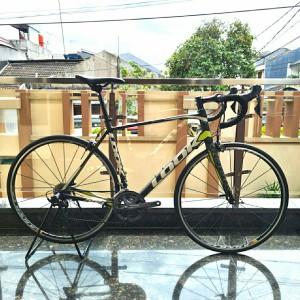 Harga ready sepeda balap roadbike look 566 size l | HARGALOKA.COM