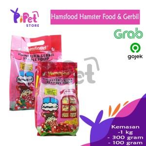 Harga paket hemat hamsfood 1 3 kg makanan hamster | HARGALOKA.COM