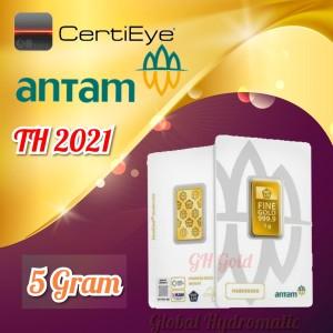 Harga logam mulia 5g 5 gr 5gram 5 gram emas antam certicard certieye   | HARGALOKA.COM