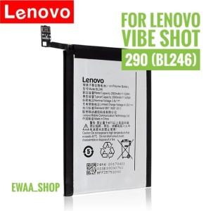 Harga battery baterai batre lenovo vibe shot z90 bl246 | HARGALOKA.COM
