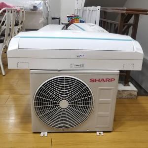 Harga sharp ac split 1pk ah a9say second seperti baru pemakaian 1 | HARGALOKA.COM