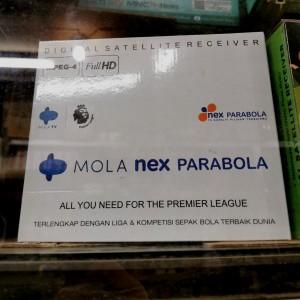 Harga receiver dekoder mola nex parabola hybrid rcti mnc epl liga | HARGALOKA.COM