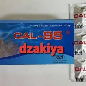 Harga suplemen cal 95 per   HARGALOKA.COM