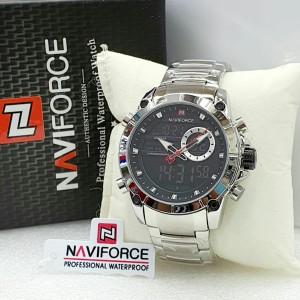 Harga jam tangan pria naviforce original analog digital anti air 30 | HARGALOKA.COM
