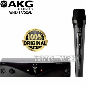Harga akg wms45 vocal single microphone wireles | HARGALOKA.COM