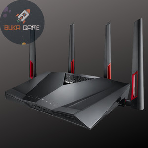 Harga asus rt ac88u ac3100 dual band gigabit gaming router wireless   HARGALOKA.COM