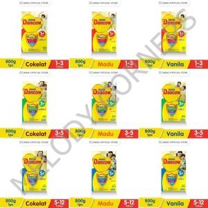 Harga susu dancow 1 3 5 800g madu vanila coklat   1   HARGALOKA.COM