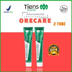 Harga orecare pemutih dan penghilang karang gigi super whitening | HARGALOKA.COM