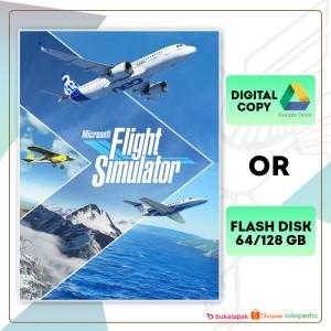 Harga pc games microsoft flight simulator 2020   digital   HARGALOKA.COM