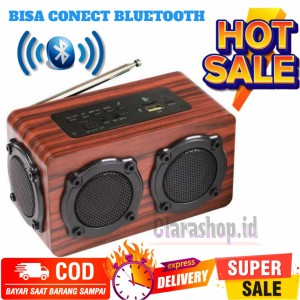 Harga speaker spiker aktif bluetooth portable karaoke bass wireless full   HARGALOKA.COM