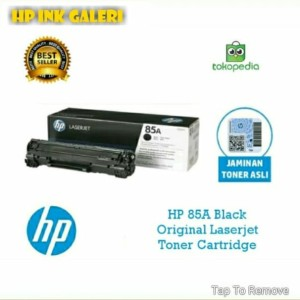 Harga hp laserjet 85a black toner ce285a for printer p1102 p1102w m1132mfp   | HARGALOKA.COM