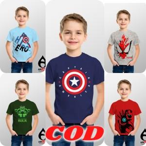 Harga baju anak laki laki superhero marvel   hulk | HARGALOKA.COM