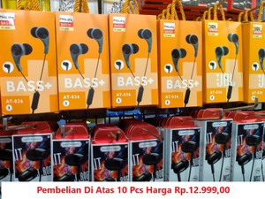 Harga handsfree philips headset philips at 036 magnetic mic | HARGALOKA.COM