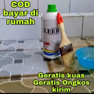 Harga pembersih kerak lantai kramik kamar mandi membandel cleer | HARGALOKA.COM