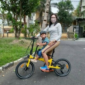 Harga boncengan sepeda anak termurah kursi boncengan sepeda | HARGALOKA.COM