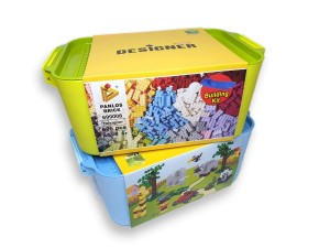Harga lego block designer box panlos brick isi | HARGALOKA.COM