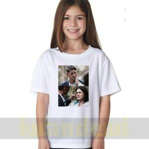 Harga kaos baju anak gambar pemain poto sinetron ikatan cinta viral terbaru3   | HARGALOKA.COM