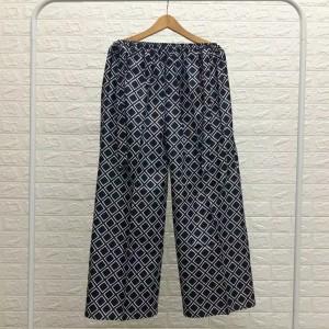 Harga celana kulot dewasa motif hitam   | HARGALOKA.COM