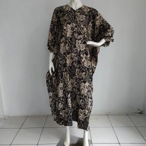 Harga daster batik ld lowo hitam super jumbo daster lowo batik | HARGALOKA.COM