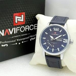 Harga jam tangan pria original naviforce strap tali | HARGALOKA.COM