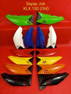 Harga sayap jok set klx 150 old lama 7 warna   | HARGALOKA.COM