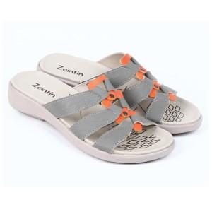 Harga sandal wanita zeintin wr 5742 olive   olive | HARGALOKA.COM
