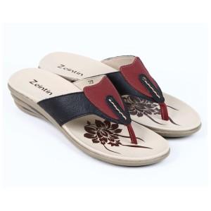 Harga sandal wanita zeintin wr 5737 hitam   hitam | HARGALOKA.COM