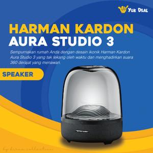 Harga harman kardon aura studio 3 original garansi resmi ims 1 | HARGALOKA.COM