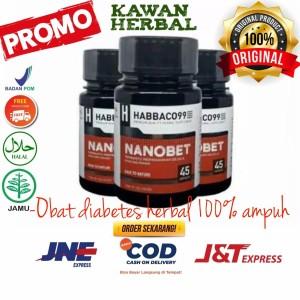 Harga habbaco99 nanobet obat diabetes herbal amp penurun gula darah | HARGALOKA.COM