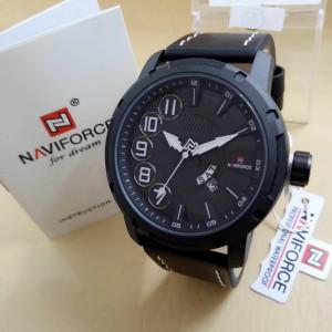 Harga jam tangan pria original naviforce analog tali | HARGALOKA.COM