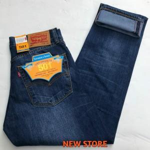 Harga celana levis 501 model sobek sobek terbaru celana jeans panjang pria   stune   HARGALOKA.COM