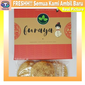 Harga pia jeruk kasturi furaya medan lo po piang vegetarian kue | HARGALOKA.COM