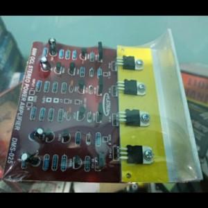 Harga kit power amplifier ocl 60 watt stereo by platinum   HARGALOKA.COM