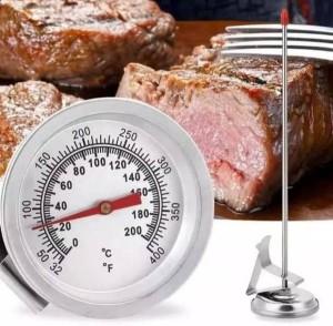 Harga termometer minyak deep fry pengukur suhu makanan minuman 20 | HARGALOKA.COM