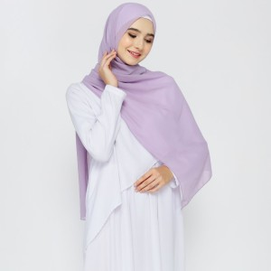 Harga pashmina ceruty babydoll lavin shawl by saf   | HARGALOKA.COM