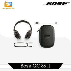 Harga bose quietcomfort 35 ii wireless headphone | HARGALOKA.COM
