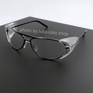 Harga kacamata safety minus prescription safety glasses seri rx | HARGALOKA.COM