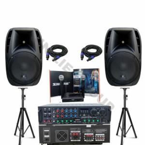 Harga paket sound outdor indor 15 inch karaoke | HARGALOKA.COM
