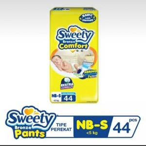 Harga sweety bronze comfort perekat nb s44 popok bayi perekat sweety   HARGALOKA.COM