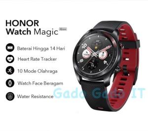 Harga smartwatch huawei honor magic watch 1 42mm amoled always on   HARGALOKA.COM
