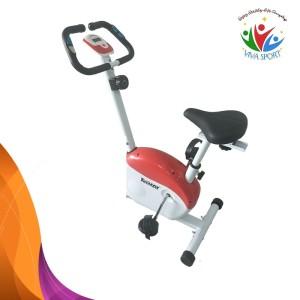 Harga sepeda statis tl 8219 alat fitness sepeda manual elektrik | HARGALOKA.COM