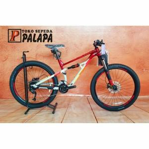 Harga polygon 27 5 mtb siskiu d5 new sepeda | HARGALOKA.COM