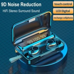 Harga iphone 7 7 plus headset wireless bluetooth tws noise reduction   HARGALOKA.COM
