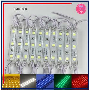 Harga lampu led strip modul smd 5050 3 mata module 12 v ip 65   | HARGALOKA.COM