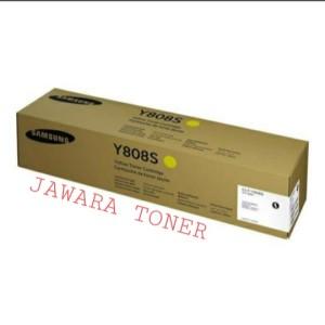 Harga toner cartridge samsung clt y808s yellow | HARGALOKA.COM