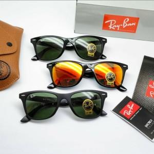 Harga kacamata hitam ray ban liteforce sunglass pria wanita grade   HARGALOKA.COM